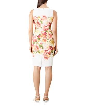 HOBBS LONDON - Fiona Floral Sheath Dress