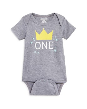 13cace7131d51 Sara Kety - Boys' One-Year Crown Bodysuit, Baby - 100% Exclusive ...