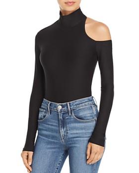Alix - Barclay Cold-Shoulder Bodysuit