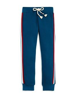 SOL ANGELES - Unisex Striped Jogger Pants - Little Kid, Big Kid