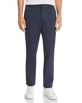 ATM Anthony Thomas Melillo - Enzyme-Washed Regular Fit Pants