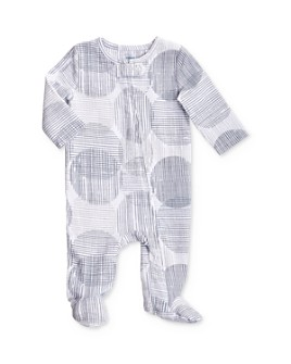Aden and Anais - Boys' Circle Print Footie - Baby