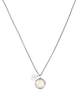 "MIANSAI - Test of Time Pendant Necklace, 12"""