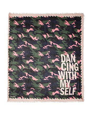Zadig & Voltaire - Delta Camo Dancing Scarf