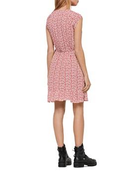 ALLSAINTS - Krystal Scatter Wrap Dress