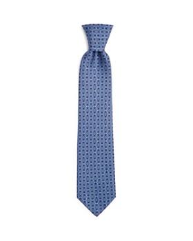 Salvatore Ferragamo - Icona Gancini Classic Silk Tie