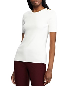 Ralph Lauren - Short-Sleeve Sweater