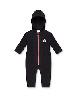 Moncler - Unisex Logo Zip-Up Jumpsuit - Baby