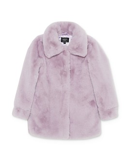Bardot Junior - Girls' Pia Faux-Fur Jacket - Big Kid