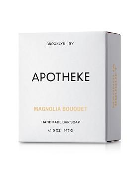 APOTHEKE - Magnolia Bouquet Bar Soap, 5 oz.