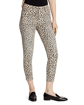 Ella Moss - High Rise Skinny Ankle Jeans in Cheetah