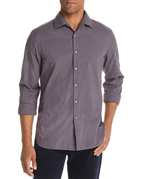 The Men's Store at Bloomingdale's - Gingham Classic Fit Shirt - 100% Exclusive