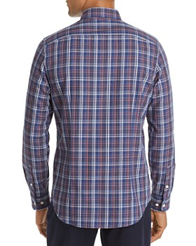 The Men's Store at Bloomingdale's - Plaid Classic Fit Shirt - 100% Exclusive