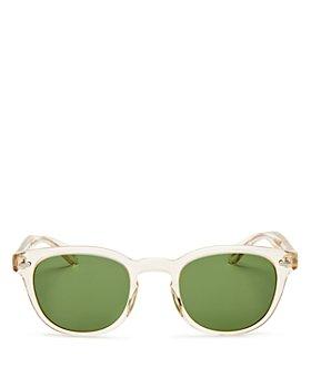 Oliver Peoples - Unisex Sheldrake Square Sunglasses, 47mm