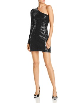 LINI - Savanna Sequined One-Shoulder Dress - 100% Exclusive