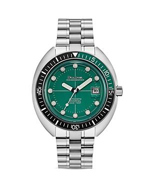 Oceanograper Green Dial Watch