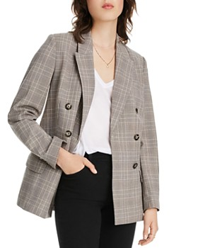 LINI - Olivia Plaid Blazer - 100% Exclusives