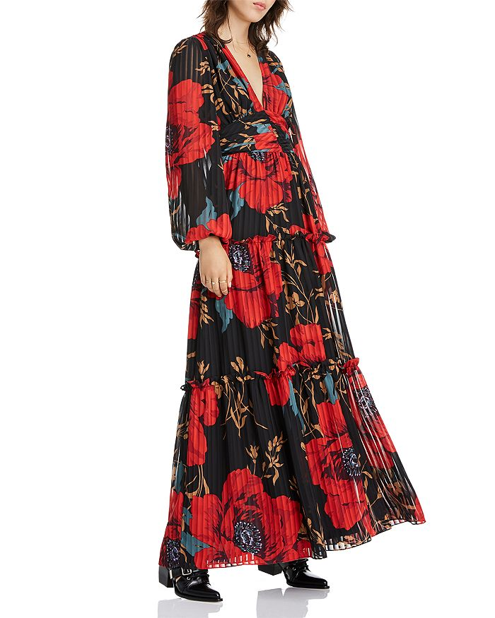 LINI - Kristin Tiered Floral Maxi Dress - 100% Exclusive