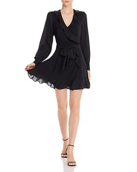 Parker - Cadance Ruffled Mini Dress