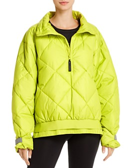 adidas by Stella McCartney - Quilted-Front Jacket
