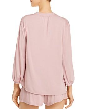 Eberjey - Maya Peasant Short Pajama Set - 100% Exclusive