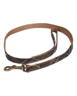 Barbour - Tartan Webbing Leash