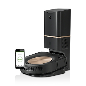 iRobot Roomba s9+ (9550) Wi-Fi Connected Robot Vacuum with Automatic Dirt Disposal