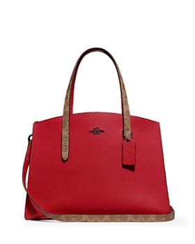 COACH - Charlie Color-Block Carryall