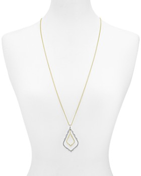 Kendra Scott - Simon Pendant Necklace, 32""