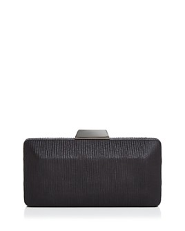 Sondra Roberts - Striped Box Clutch