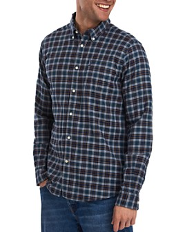 Barbour - Highland Check-Print Slim Fit Button-Down Shirt