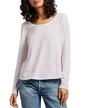 Michael Stars - Erica Shirttail Top