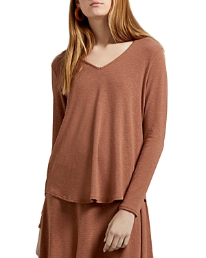 Michael Stars Tops BONNIE HIGH/LOW TUNIC