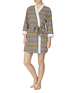 kate spade new york Terry Short Robe-Women