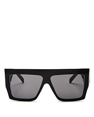 Celine Sunglasses UNISEX SQUARE SUNGLASSES, 57MM