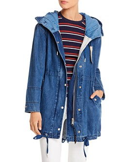 Scotch & Soda - Denim Fishtail Jacket