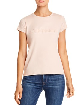 Calvin Klein - Embossed Logo Tee