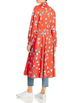 rag & bone - Hugo Floral-Print Jacket Dress