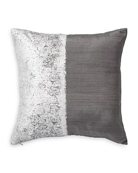 "Michael Aram - Metallic Texture Decorative Pillow, 18"" x 18"""