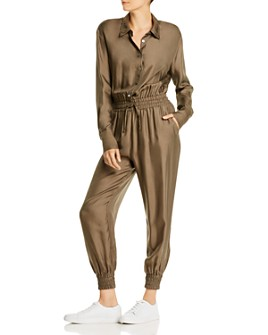 Cinq à Sept - Joyce Long-Sleeve Jumpsuit