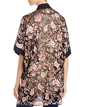 Daniel Rainn - Floral Kimono