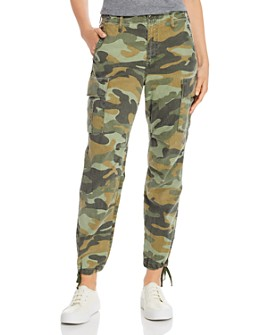MOTHER - The Sir, Yes Sir! Camo Pants