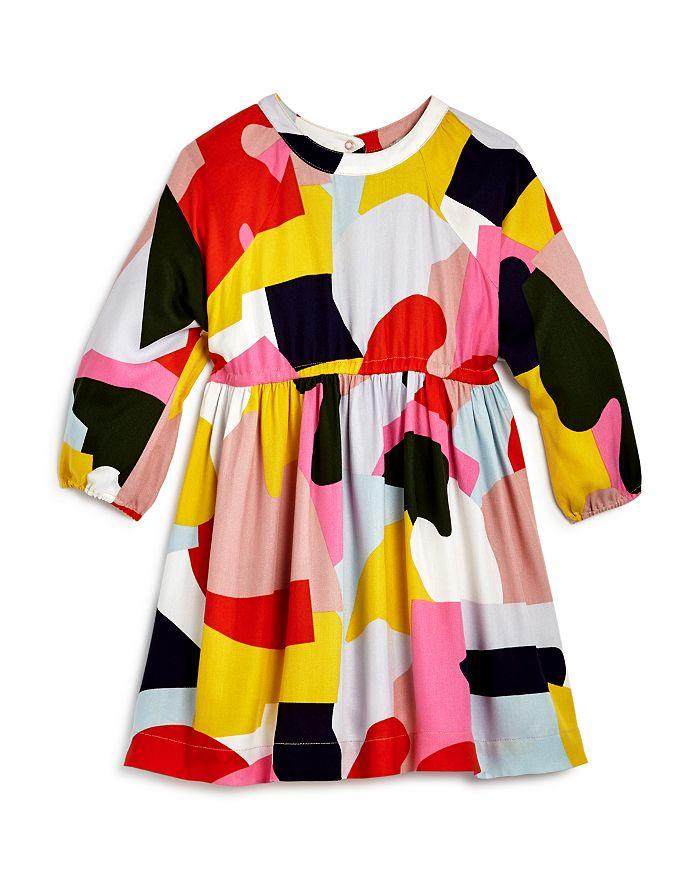 Stella McCartney - Girls' Color-Block Dress - Little Kid, Big Kid
