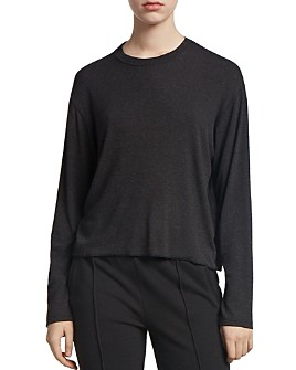 ATM Anthony Thomas Melillo - Boy Long-Sleeve Crewneck Tee