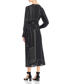 Lafayette 148 New York - Colleen Belted Midi Dress