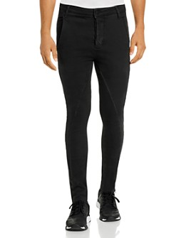 thom/krom - Slim Fit Jeans in Black