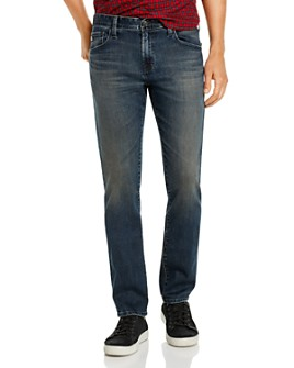 AG - Tellis Modern Slim Fit Jeans in 8 Years Scholar
