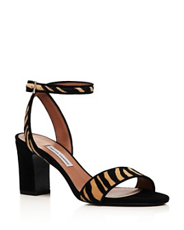 Tabitha Simmons - Women's Leticia Block Heel Sandals