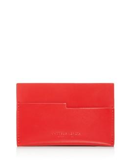 Bottega Veneta - Leather Card Case