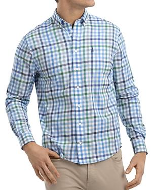Johnnie-O T-shirts JACKSON CHECK CLASSIC FIT BUTTON-DOWN SHIRT
